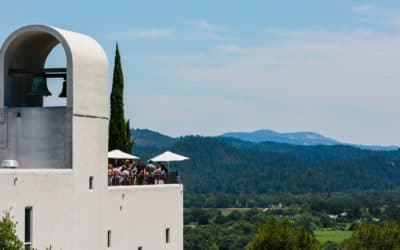 A Wine Tasting Day in Napa Valley